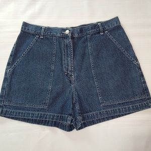 LIMITED JEANS~SHORTS~HIGH RISE